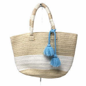 Altru Made For Good Straw Market Tote Bag
